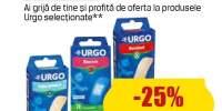 Plasturi Urgo