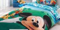 Lenjerie pat Disney Mickey Mouse