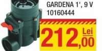 Electrovalva Gardena 1' 9V