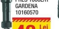 Filtru reductor presiune 1000 L/H Gardena