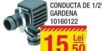 Cot 90 grade pentru conducta de 1/2' Gardena