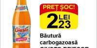 Bautura carbogazoasa Giusto Brifcor 0.25 L