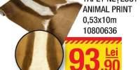 Tapet netesut animal print