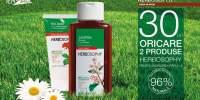 Herbosophy: 2 produse sampon si balsam la 30 de lei