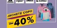 Jachete copii pana la 40% reducere