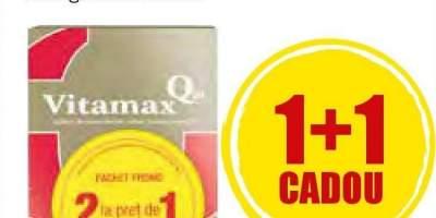 Vitamax Q10 vitamine si minerale