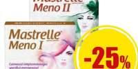 Mastrelle Meno pentru echilibru hormonal la menopauza