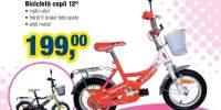 Bicicleta copii 12''