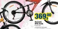 Bicicleta MTB 24/26
