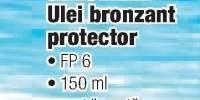 Gerovital ulei bronzant protector