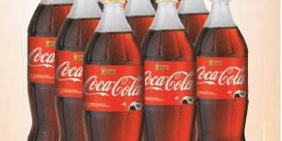Coca Cola bautura racoritoare carbonatata