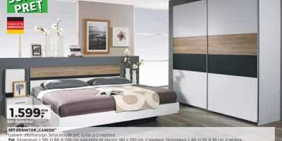 Set dormitor Canedo