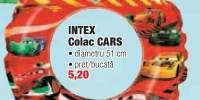 Intex colac Cars