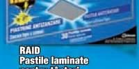 Raid pastile laminate pentru tantari