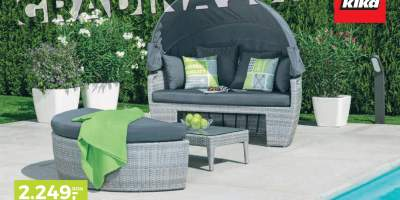 Set lounge gradina Lauris