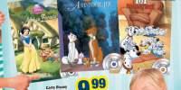 Carte Disney cu CD