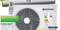 Vortex Vac-A09A1D/Vac-A12A1D Aer Conditionat on/off