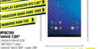 MPQC785 tableta 7.85''