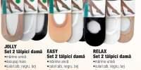 Set 2 talpici dama Jolly/Easy/Relax