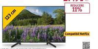 Televizor LED 4K Sony UHD SMART KD-49XF7005BA
