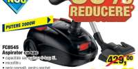 FC8545 aspirator cu sac