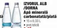 Apa minerala/plata