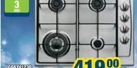 GG66Y41230 Plita incorporabila inox