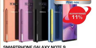 Smartphone Samsung Galaxy NOTE 9