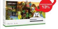 Consola XBox One S 1TB MINECRAFT BUNDLE Include 1 x controller Xbox One S