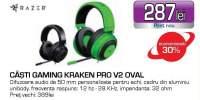 Casti gaming Kraven PRO V2 OVAL
