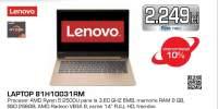 Laptop Lenovo 81H10031RM