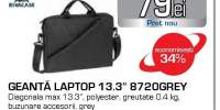Geanta laptop 8720 gri