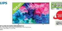 Televizor SMART Ultra HD Philips 65PUS652312