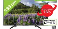 Televizor LED Smart UHD 4K Sony KD55XF7005BA