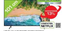 Televizor Samsung LED 4K UHD UE40NU7122KX