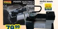 Pilot compresor electric metalic