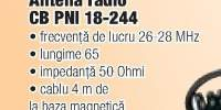 Antena radio CB PNI 18-244