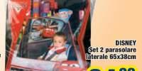Disney set 2 parasolare laterala 65x38 centimetri