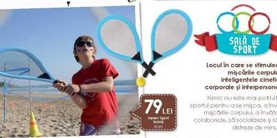 Junior Sport Tennis