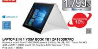 Laptop 2 in 1 LENOVO Yoga Book YB1-X91L, 4G LTE