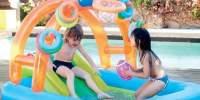 Water Park Pool, Piscina cu jocuri