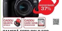 Camera foto DSLR EOS 800D + obiectiv 18-55m EOS800D1855