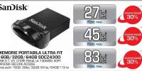 Memorie portabila SANDISK Ultra Fit SDCZ430-016G-G46