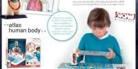 I-wow Atlas Human Body Joc educativ interactiune tableta