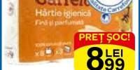 Hartie igienica Carrefour