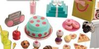 R.s.be.me. Party Planning Set Accesoriu papusa