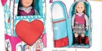 Doll Carrier carucior pentru papusi