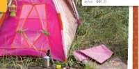 Polka Dot Camping Set Accesoriu papusa