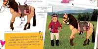 Posseable Morgan Horse Calut papusa