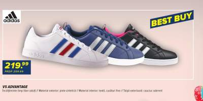 Incaltaminte alergare adulti VS Advantage Adidas